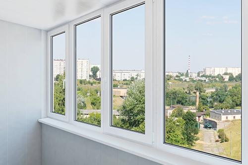 Как остеклить лоджию, балкон в Кашире недорого