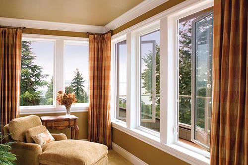 Остекление квартир в Озёрах окнами ПВХ